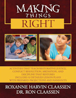 Making Things Right cover